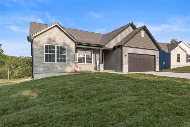 205 Auburn Ridge Dr., Troy, MO 63379 (#21073775) :: Matt Smith Real Estate Group