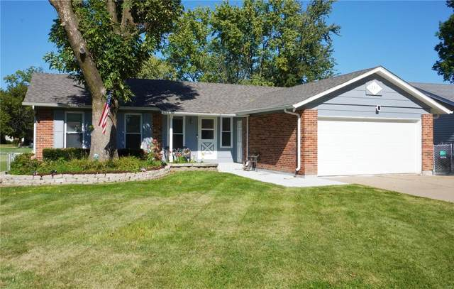 1351 Red River Drive, St Louis, MO 63138 (#21073779) :: Parson Realty Group