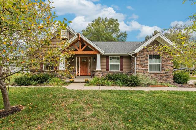 136 Cheri Court, Lake St Louis, MO 63367 (#21073782) :: The Becky O'Neill Power Home Selling Team