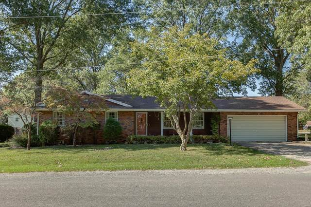 319 Pin Oak Street, TRENTON, IL 62293 (#21073786) :: The Becky O'Neill Power Home Selling Team