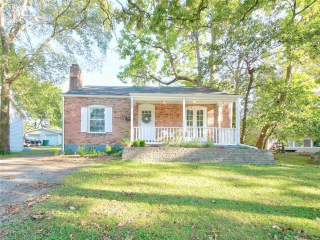 8978 Big Bend, St Louis, MO 63119 (#21073789) :: The Becky O'Neill Power Home Selling Team