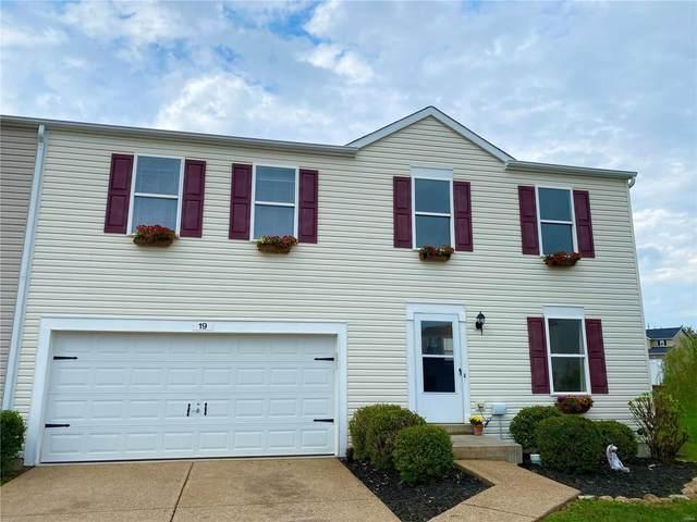 19 Bridgeton, Wentzville, MO 63385 (#21073798) :: Reconnect Real Estate