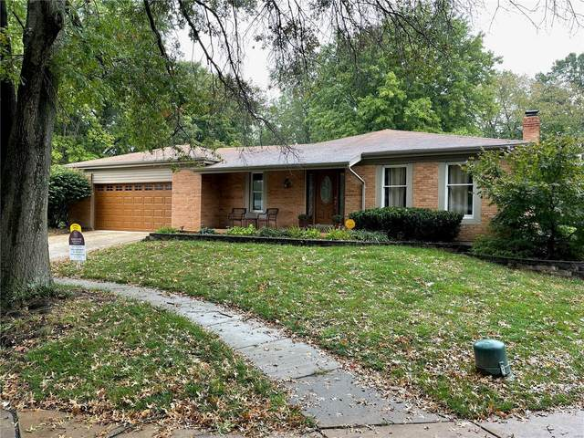 14205 Rainy Lake Drive, Chesterfield, MO 63017 (#21073801) :: Reconnect Real Estate