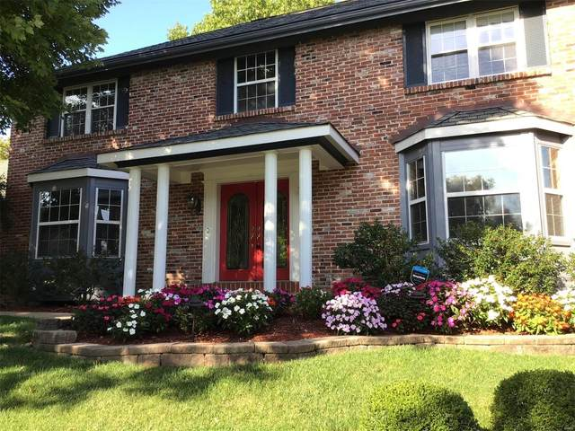 1520 Gettysburg Landing, Saint Charles, MO 63303 (#21073815) :: Matt Smith Real Estate Group