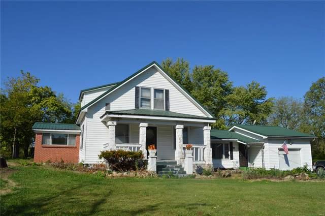 201 Bethel Church Road, Saint Clair, MO 63077 (#21073820) :: Finest Homes Network