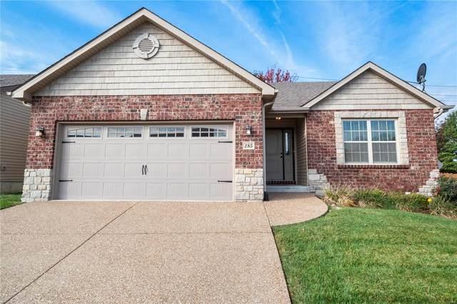 185 Blue Water Drive, Saint Peters, MO 63366 (#21073838) :: Matt Smith Real Estate Group