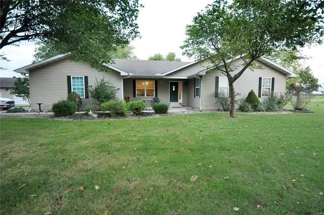 6811 Worden Road, Worden, IL 62097 (#21073851) :: Finest Homes Network