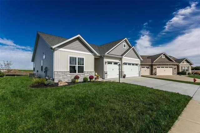 7121 Richmond Drive, Glen Carbon, IL 62034 (#21073866) :: Fusion Realty, LLC