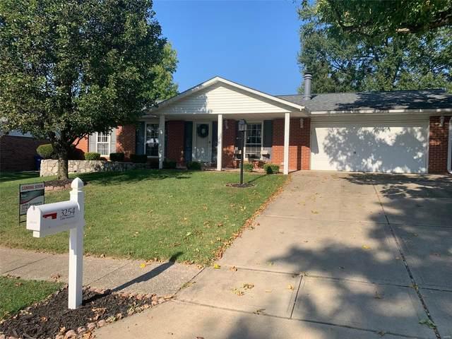 3254 Lake Avenue, Bridgeton, MO 63044 (#21073867) :: Finest Homes Network