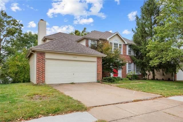 1445 Dautel, St Louis, MO 63146 (#21073874) :: Finest Homes Network