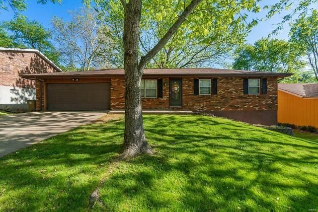 110 Centennial Drive, Cape Girardeau, MO 63701 (#21073897) :: The Becky O'Neill Power Home Selling Team