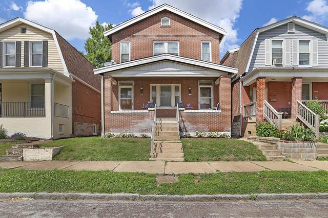 4609 Loughborough Avenue, St Louis, MO 63116 (#21073911) :: Parson Realty Group