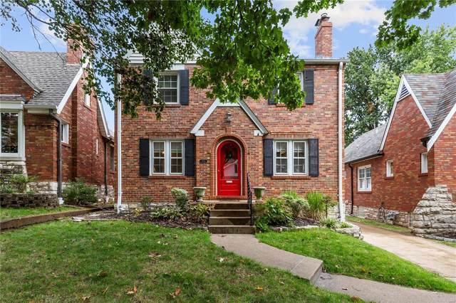 7731 Lile Avenue, St Louis, MO 63117 (#21073917) :: Matt Smith Real Estate Group