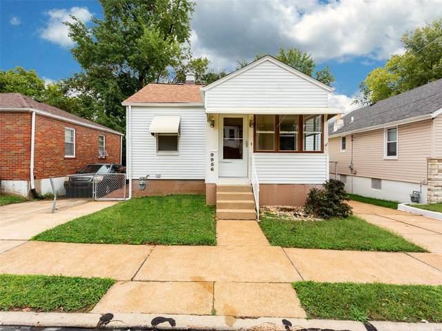 9956 Lark Avenue, St Louis, MO 63125 (#21073942) :: Elevate Realty LLC