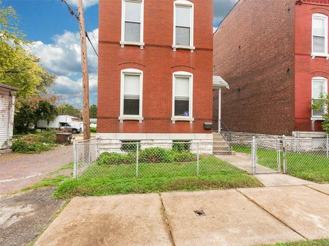 3916 Nebraska Avenue, St Louis, MO 63118 (#21073945) :: Finest Homes Network
