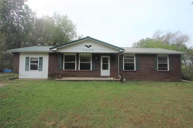2539 Elm Street, Doe Run, MO 63637 (#21073956) :: Matt Smith Real Estate Group