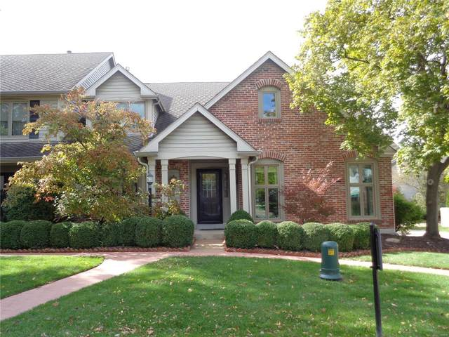 429 Conway Meadows Drive, Chesterfield, MO 63017 (#21073964) :: RE/MAX Professional Realty