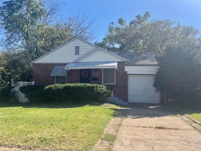 4454 Dryden Avenue, St Louis, MO 63115 (#21073982) :: Matt Smith Real Estate Group