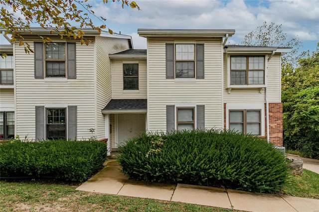 6458 White Cap Ln Apt C, Florissant, MO 63033 (#21073992) :: Matt Smith Real Estate Group