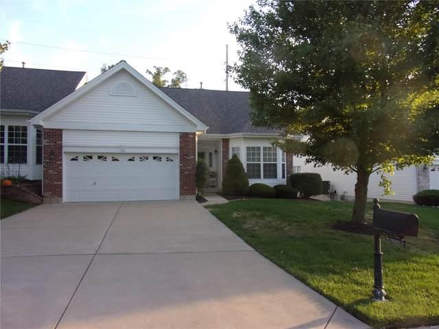 1305 Pine Bluff Drive, Saint Charles, MO 63304 (#21074015) :: Parson Realty Group