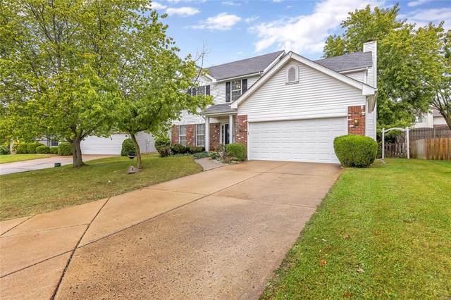 5746 Briarwood Estates Drive, St Louis, MO 63129 (#21074038) :: Clarity Street Realty