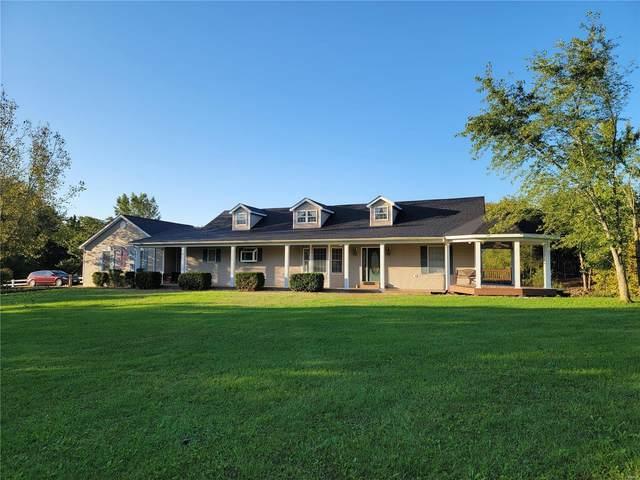 46 Palmer School Lane, Silex, MO 63377 (#21074043) :: Matt Smith Real Estate Group