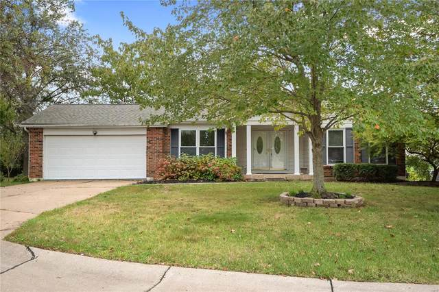 123 Calwood Drive, Saint Peters, MO 63376 (#21074048) :: Parson Realty Group