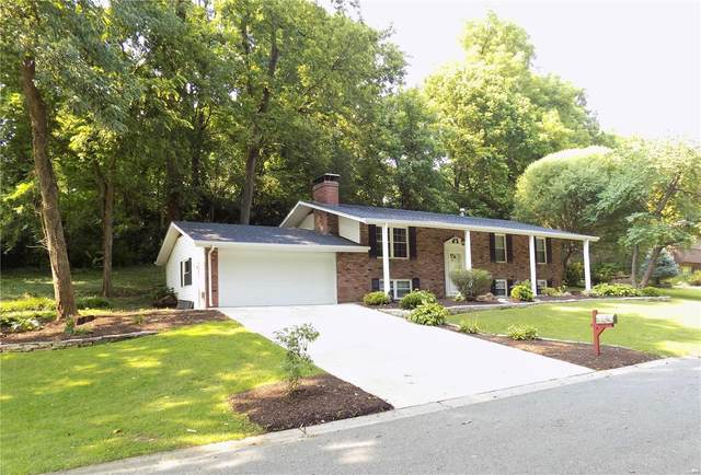216 Westmoreland Drive, Collinsville, IL 62234 (#21074054) :: Fusion Realty, LLC