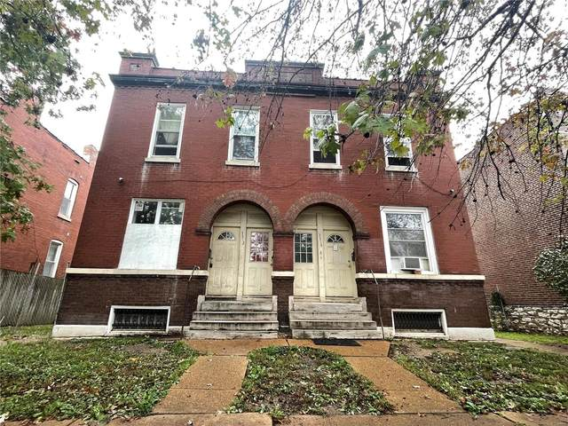 3312 Louisiana Avenue, St Louis, MO 63118 (#21074055) :: Walker Real Estate Team