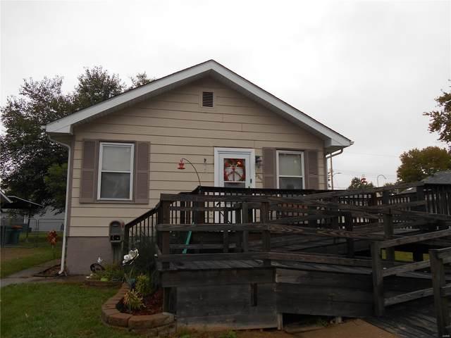 2945 Warren Avenue, Granite City, IL 62040 (#21074061) :: Parson Realty Group