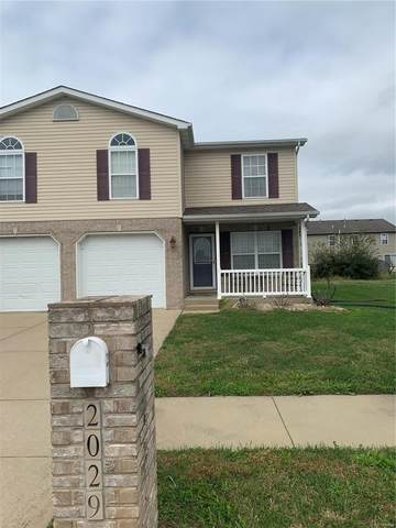 2029 Huntmaster Drive, Belleville, IL 62220 (#21074068) :: RE/MAX Professional Realty