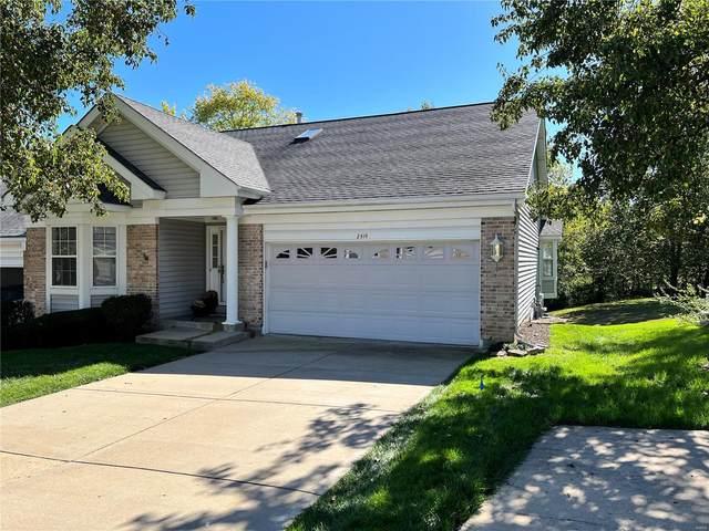 2414 S Lakeridge #7, Lake St Louis, MO 63367 (#21074070) :: Reconnect Real Estate