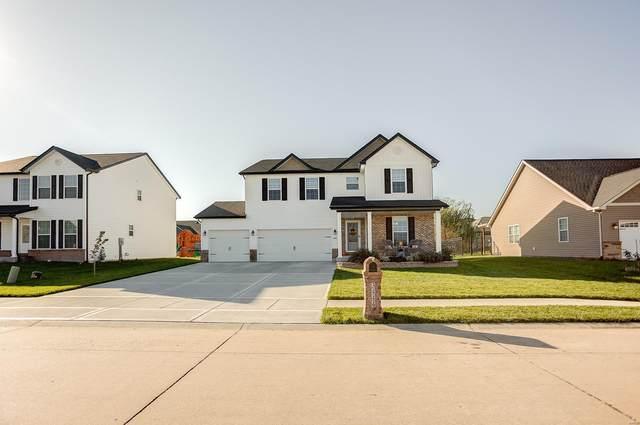 3444 Dakota Drive, Shiloh, IL 62221 (#21074071) :: The Becky O'Neill Power Home Selling Team