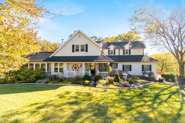 51 N Lake Drive, Cape Girardeau, MO 63701 (#21074078) :: The Becky O'Neill Power Home Selling Team