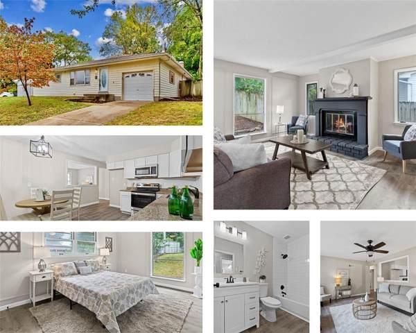 85 Oakdale Avenue, Saint Charles, MO 63301 (#21074090) :: Matt Smith Real Estate Group