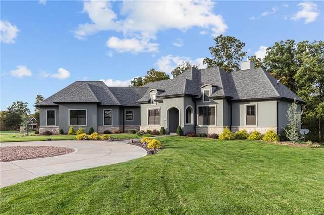 11 Little Lake Court, Troy, MO 63379 (#21074100) :: Matt Smith Real Estate Group