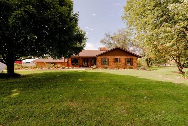 3429 Sand Road, Edwardsville, IL 62025 (#21074117) :: Finest Homes Network