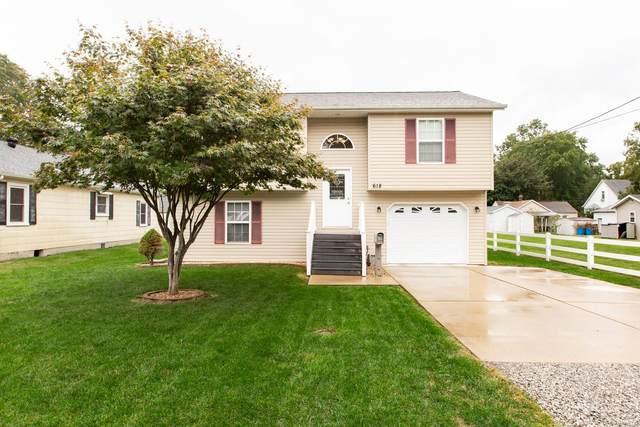 618 E Church Street, Mascoutah, IL 62258 (#21074133) :: Finest Homes Network