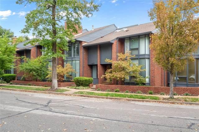 7755 Kingsbury Boulevard, Clayton, MO 63105 (#21074143) :: Matt Smith Real Estate Group