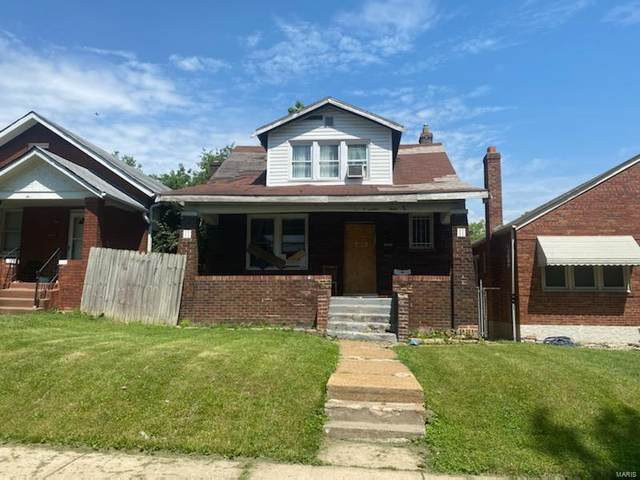 4933 Plover Avenue, St Louis, MO 63120 (#21074151) :: Mid Rivers Homes