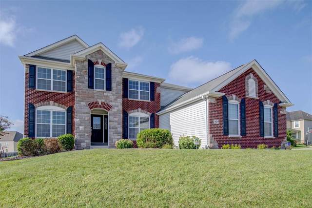 901 Concord View Circle, Saint Peters, MO 63376 (#21074172) :: Parson Realty Group