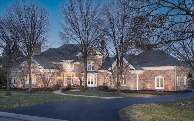 10401 Litzsinger Road, St Louis, MO 63131 (#21074175) :: Reconnect Real Estate
