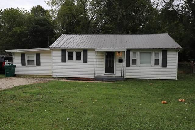 206 Burks, Farmington, MO 63640 (#21074178) :: Innsbrook Properties