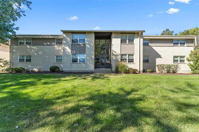 161 Cumberland Park Court G, Ballwin, MO 63011 (#21074185) :: Realty Executives, Fort Leonard Wood LLC