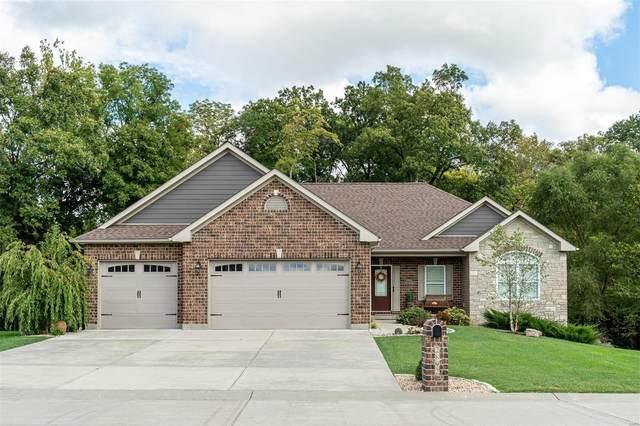 2892 Earth Crest Drive, Washington, MO 63090 (#21074190) :: Innsbrook Properties
