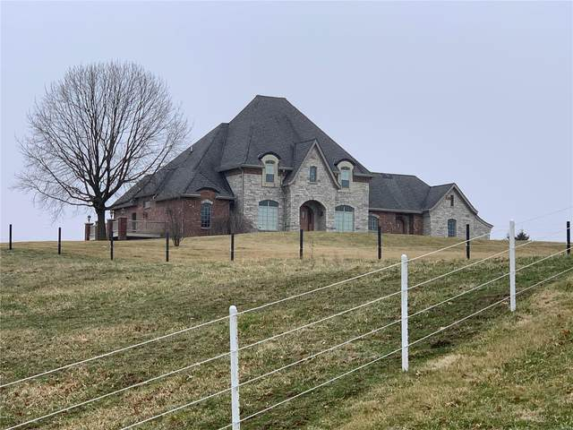 2662 N Hwy 79, Elsberry, MO 63343 (#21074194) :: Parson Realty Group