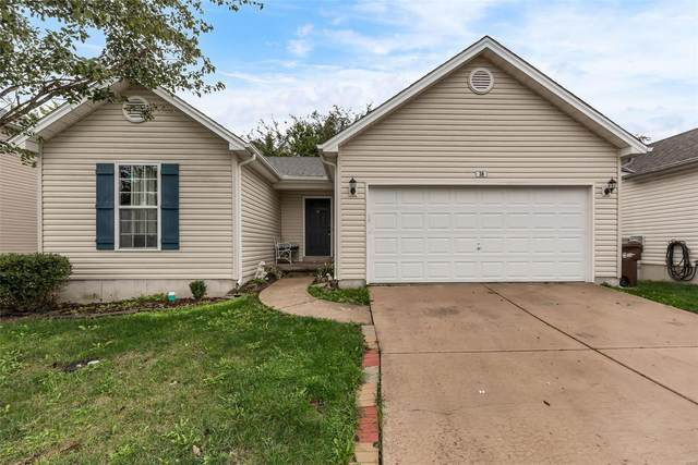 38 Silver Spur, Winfield, MO 63389 (#21074199) :: Matt Smith Real Estate Group