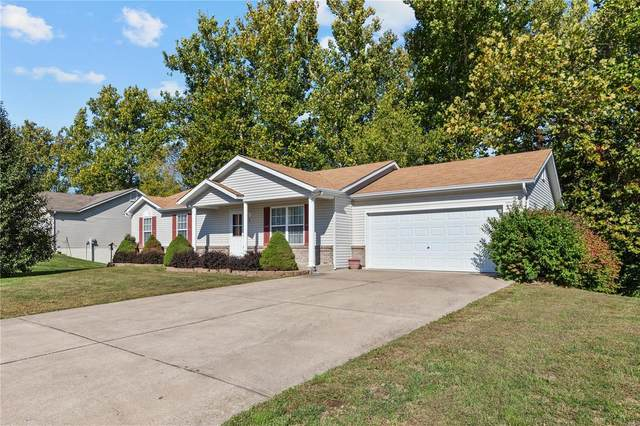 3 Robin Hood Drive, Troy, MO 63379 (#21074209) :: RE/MAX Professional Realty