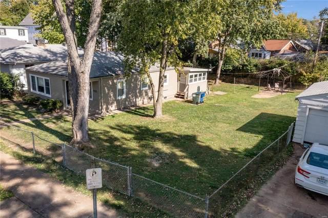 1514 Fairmount Avenue, St Louis, MO 63139 (#21074216) :: Mid Rivers Homes
