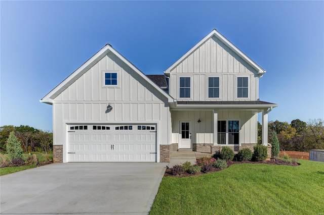 41 Grantham Estates Drive, Wentzville, MO 63385 (#21074224) :: Kelly Hager Group | TdD Premier Real Estate